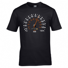 Speedometer 1939 Birthday T-Shirt - Funny Feels Age Year Present Mens Gift